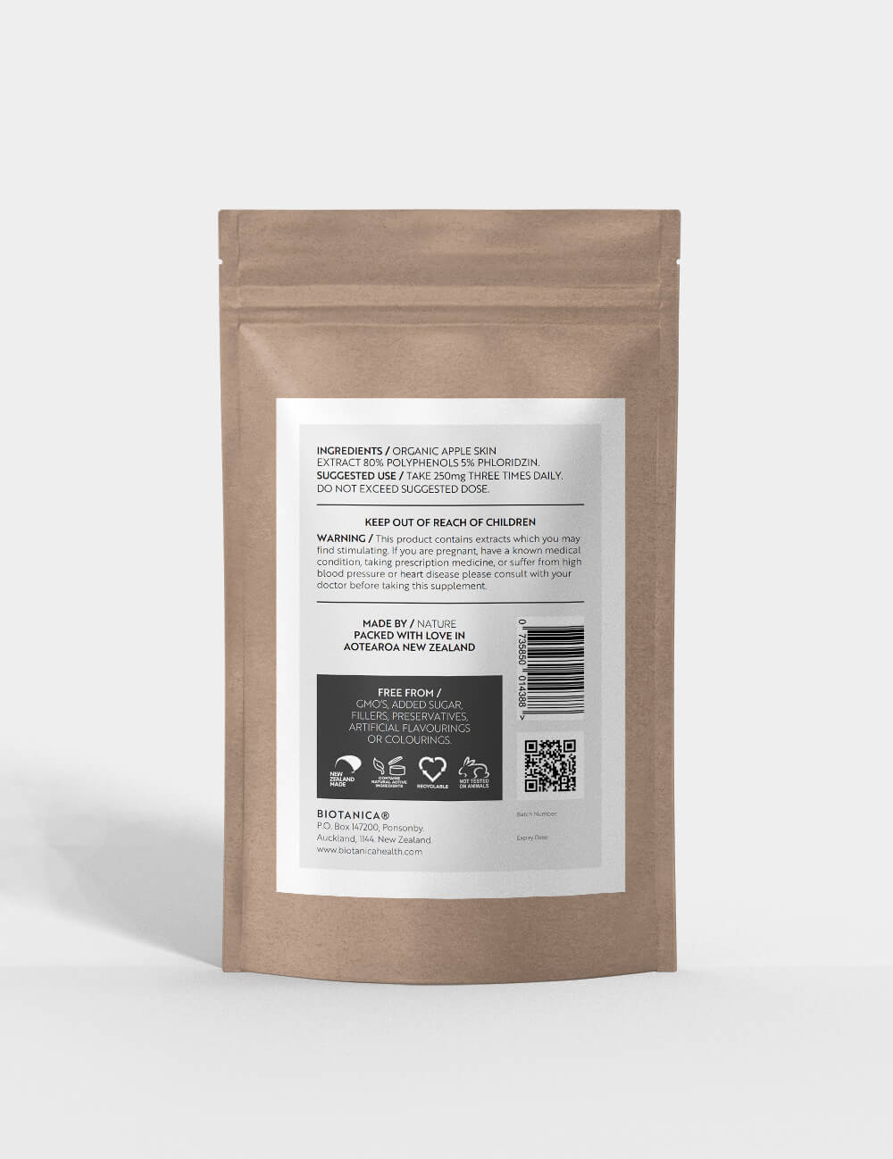 Apple Skin Polyphenol Image 2