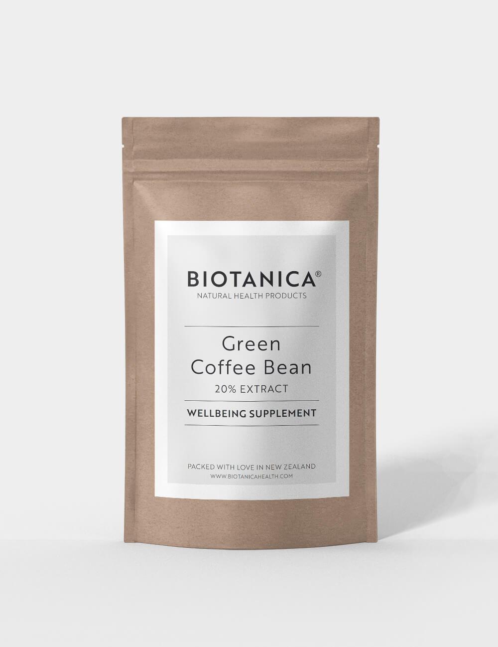 Green Coffee Bean Image 1