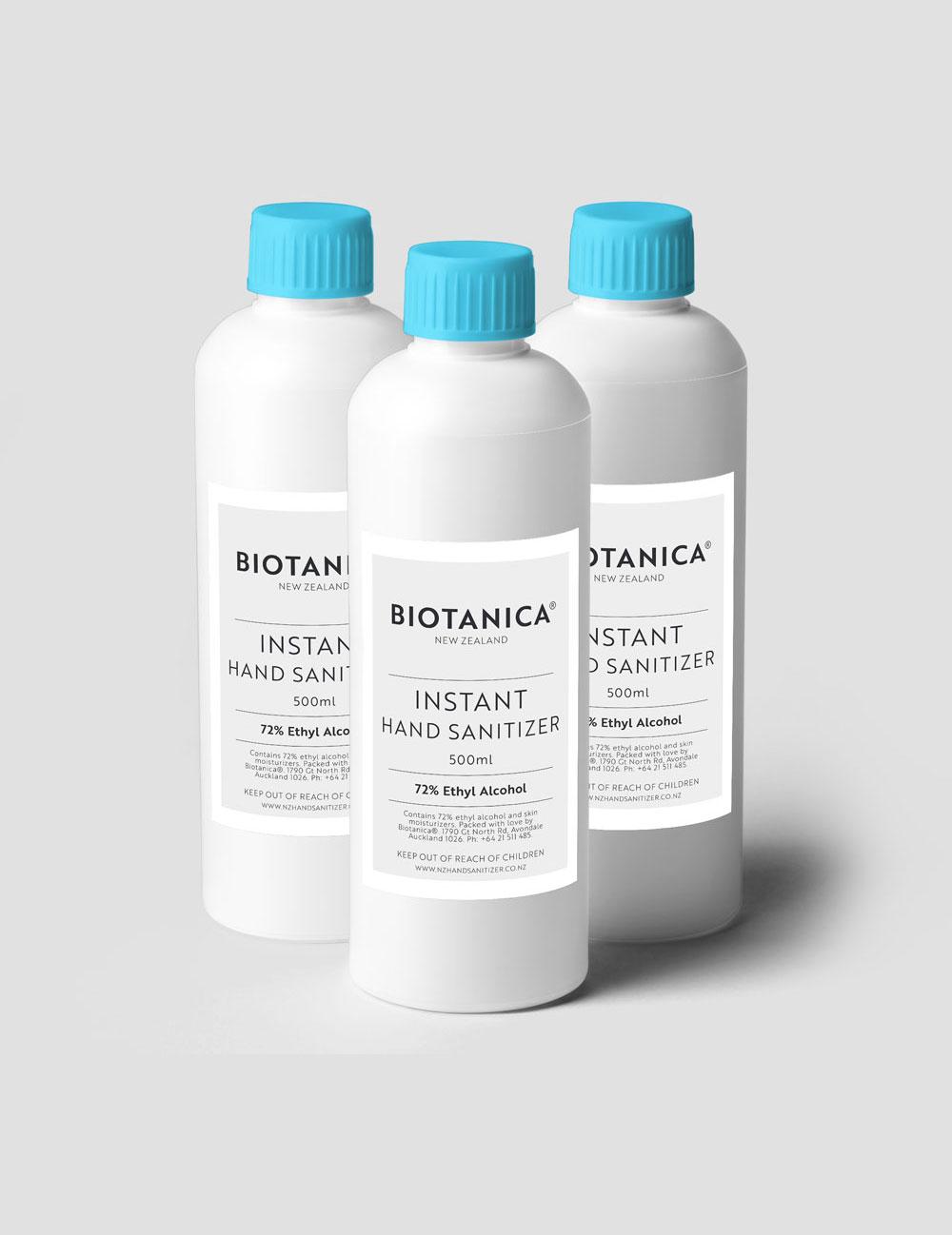 NZ Hand Sanitizer 500ml Image 1