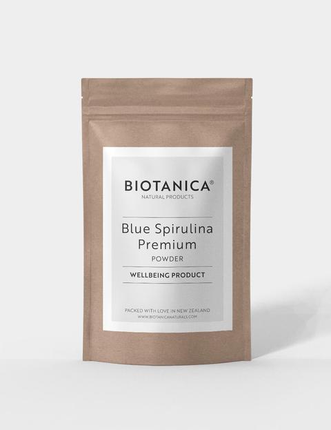 Blue Spirulina Image 1