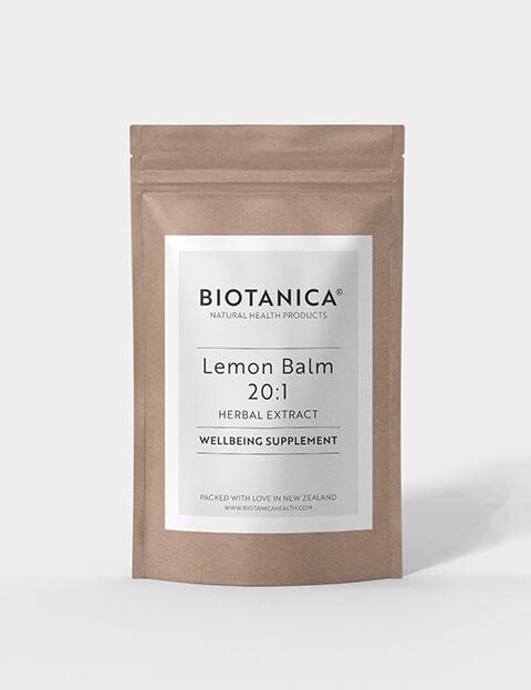 Lemon Balm Image 1